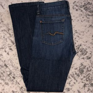 7 for all Mankind - Kimmie Jeans